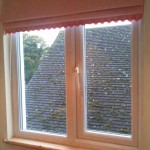 Roman Blinds for a little Girls Bedroom