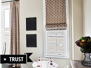 Trust EasyProBlinds for Roman Shades video skills