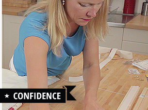 The Roman Shades video course for 100% confidence